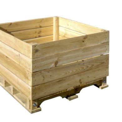 PALOX en bois SMC